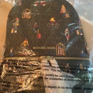 Michael Kors Adele medium backpack